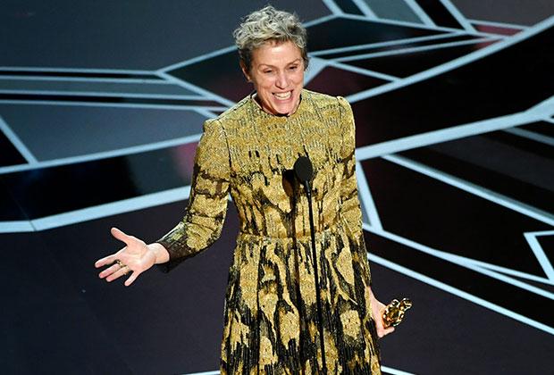 Фрэнсис Макдорманд — «Оскар» за лучшую женскую роль