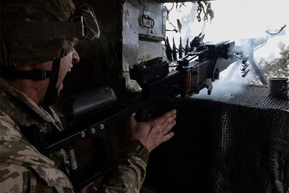 ВГенштабе Украины сообщили овозможности начала новейшей военной операции вДонбассе
