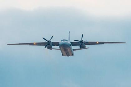 Очевидцы рассказали о сильном ветре при падении Ан-26 в Сирии