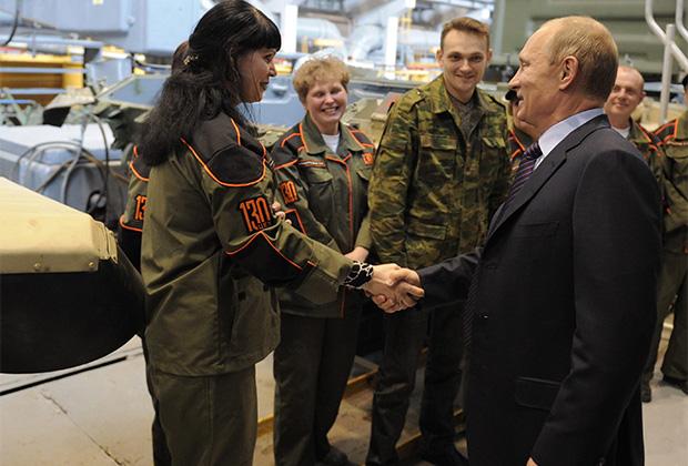 Научно-производственная корпорация «Уралвагонзавод» является единственным российским производителем танков и одним из крупнейших производителей железнодорожной техники