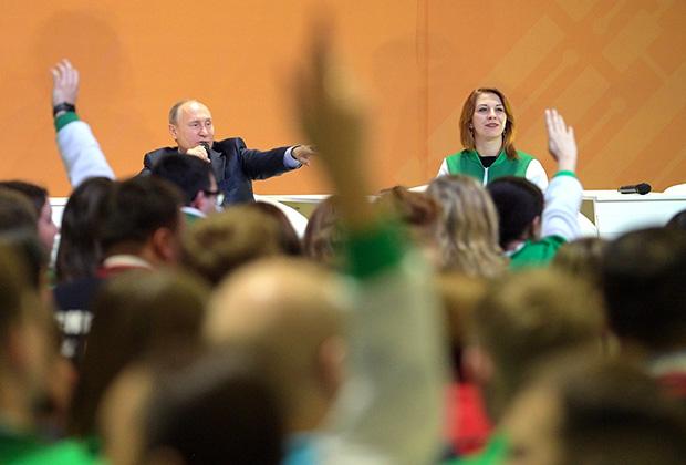VI Всероссийский форум рабочей молодежи направлен на повышение популярности рабочих профессий