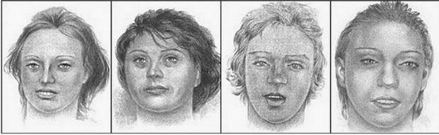 Реконструкция лиц неопознанных жертв Чуплинского