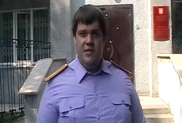 Следователь по делу маньяка-расчленителя Владимир Бондаренко