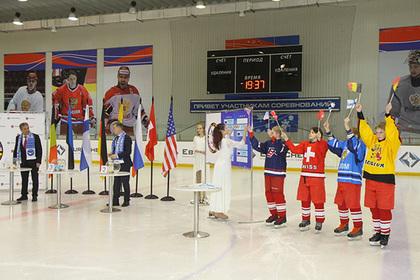 Юные хоккеисты из 8 стран мира приедут в Новомосковск