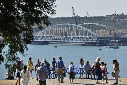 Турпоток в Крым с начала года вырос
