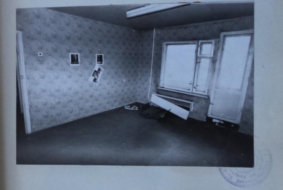 В таком виде обнаружили сотрудники КГБ квартиру Овечкиных в Иркутске.