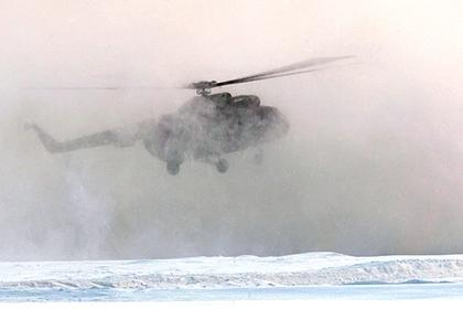 Причиной катастрофы Ми-8 в Чечне назвали столкновение с землей
