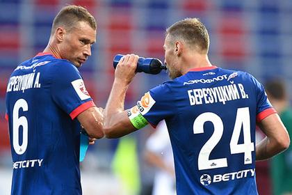 Братья Березуцкие объявили озавершении карьеры всборной России пофутболу