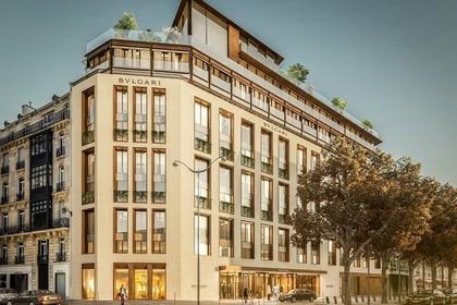 В «Золотом треугольнике» Парижа откроют модный отель