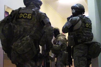ВСаратовской области ФСБ нейтрализовала террористов: видео сместа