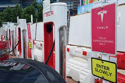 Tesla уступила конкуренту