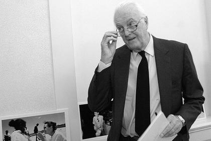 На92 году жизни скончался известный  модельер Юбер деЖиванши