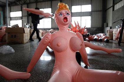 Секс куклы изготовление