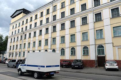 СК проверил VIP-камеры в «Матросской тишине» и снял обвинения в коррупции