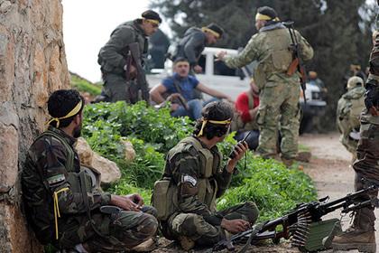 Турки осадили курдов в сирийском Африне