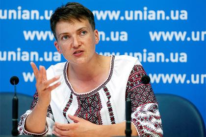 «Предатель родины»: Савченко угодила вбазу сайта «Миротворец»