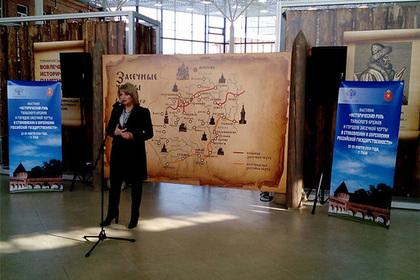 Открылась выставка к 500-летию Тульского кремля
