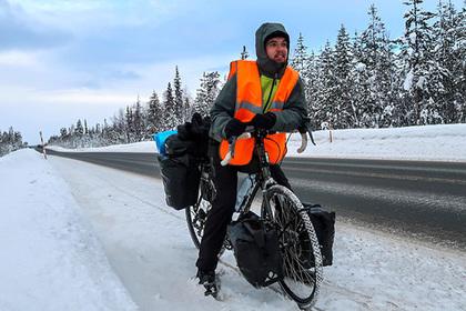 pic_80a38e6c010ad7d0bc975a6241aa4126 «Русские могут напиться и натворить дел» Зачем голландец проехал зимой на велосипеде от Санкт-Петербурга до Мурманска