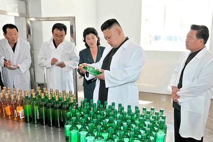 Найдены поставщики элитного санкционного алкоголя в Северную Корею