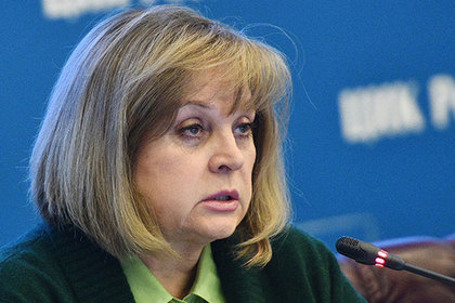 Памфилова рассказала о «севшем в лужу» Навальном