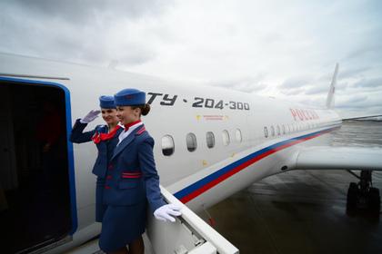 В Сирии заметили российский VIP-самолет