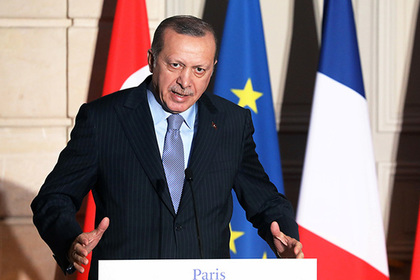 Реджеп Тайип Эрдоган Фото: Reuters