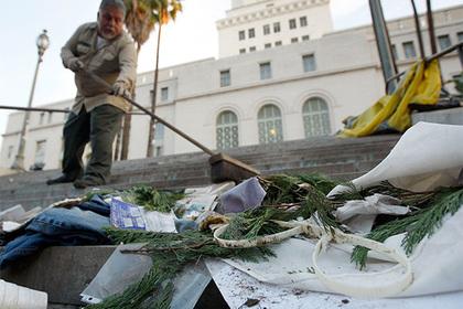 В мусоре нашли драгоценности на миллионы рублей