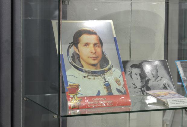 Космонавт и ученый Виктор Савиных