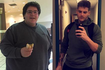В сети поразились преображению толстого парня в сексуального красавца