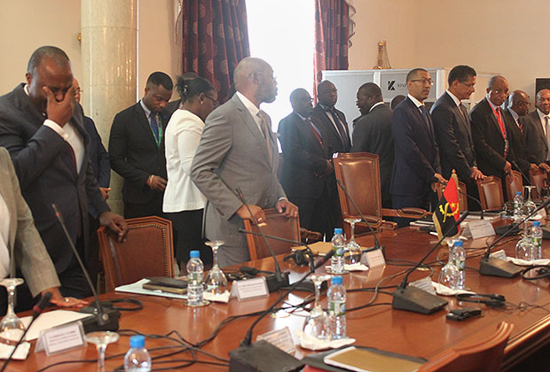 Лавров приехал в Африку налаживать торгово-экономические связи