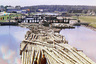 Петровский или Староладожский канал — 117-километровый водный путь вдоль берега Ладожского озера, соединявший реки Волхов и Неву. Конечные шлюзы были расположены в Шлиссельбурге и Новой Ладоге. Строительство канала началось в 1719 году, при Петре I. В настоящее время Староладожский канал для судоходства непригоден, он практически весь зарос и напоминает канал только в окрестностях Шлиссельбурга и Новой Ладоги.