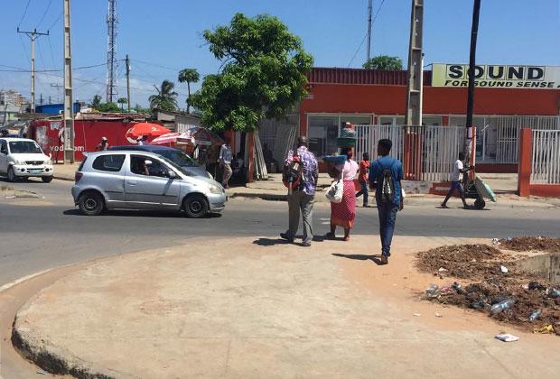 Мозамбик— одна из самых бедных стран мира