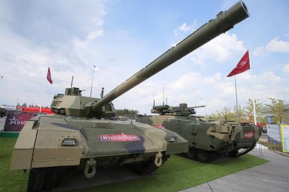 Запад оценил отставание от России по танкам