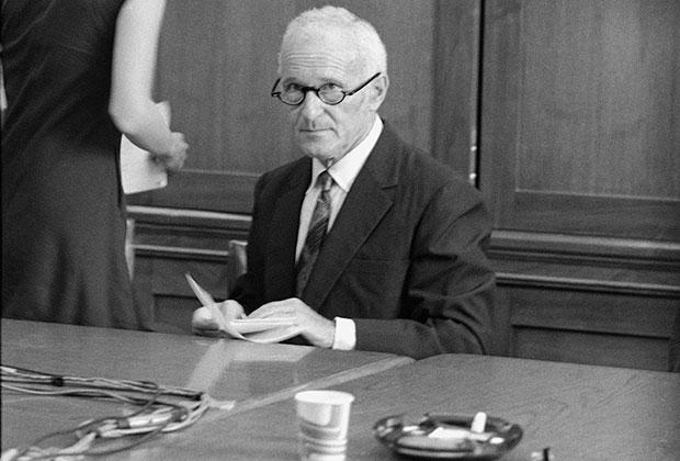 Сидни Готлиб, 1977 год