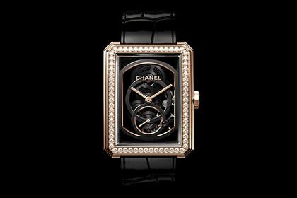 Chanel представила новый калибр