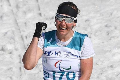 Российская биатлонистка стала семикратной чемпионкой Паралимпиад