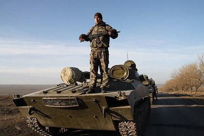 ДНР и ЛНР обошли европейские страны по числу танков