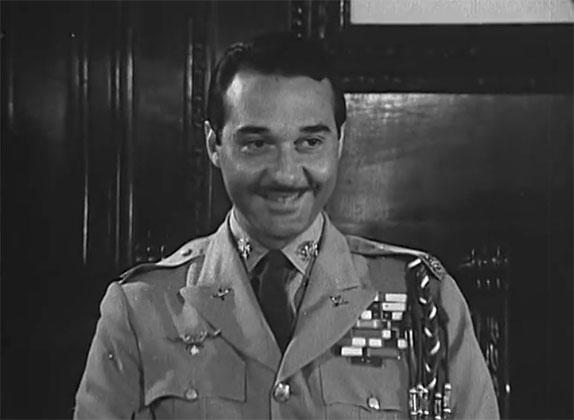 Трухильо дает интервью в 1961 году