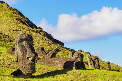 Предсказана скорая гибель статуй на острове Пасхи