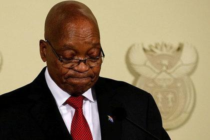 В ЮАР бывший президент-многоженец пойдет под суд
