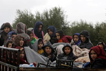 Турция обстреляла госпиталь в Сирии