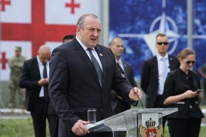 Грузия выполнила «домашнее задание» НАТО