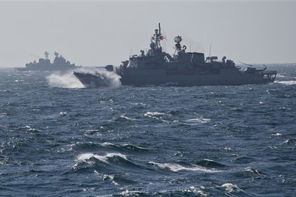Россия разглядела подготовку американского удара по Сирии