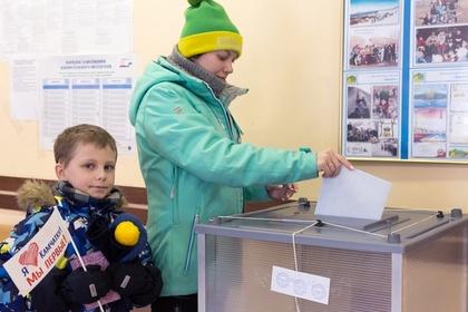 Избирательные участки открылись на всем Дальнем Востоке