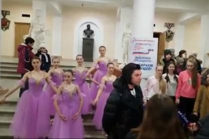 Цискаридзе проголосовал с балетом
