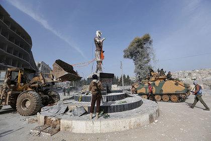 Курды пообещали стать кошмаром для турок после захвата Африна
