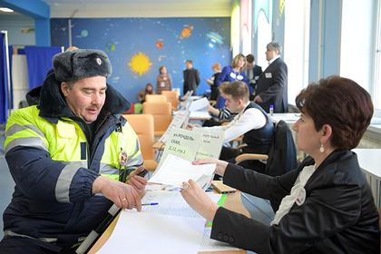 Явка на выборах президента России превысила 50 процентов