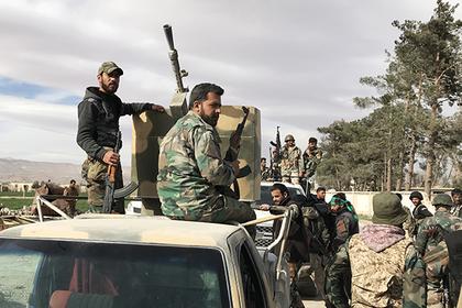 Президент Сирии прибыл взону боев вВосточной Гуте