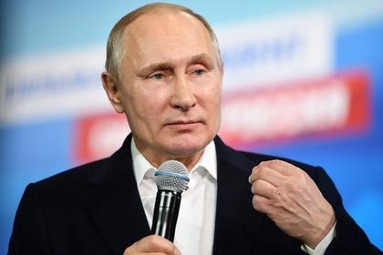 Путин на примере Скрипаля напомнил о действии боевого отравляющего вещества