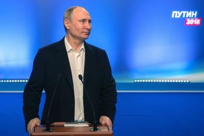 Путин отказался сидеть на посту президента до ста лет